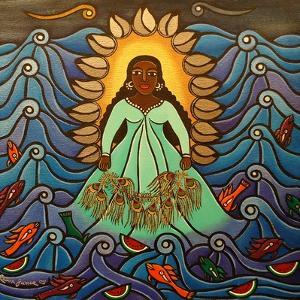 Yemaya, 2010 by Laura James