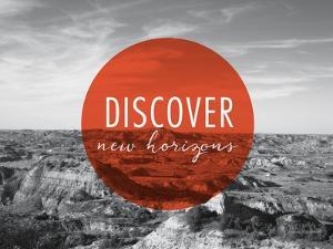 Discover New Horizons v2 by Laura Marshall