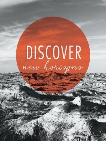 Discover New Horizons by Laura Marshall