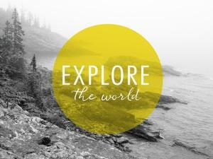 Explore the World v2 by Laura Marshall