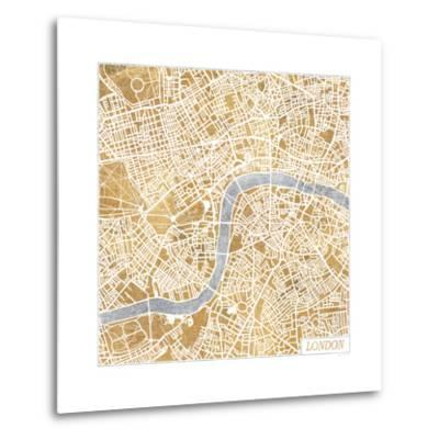 Gilded London Map