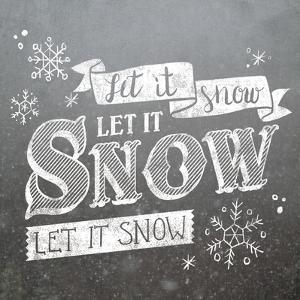 Let it Snow by Laura Marshall
