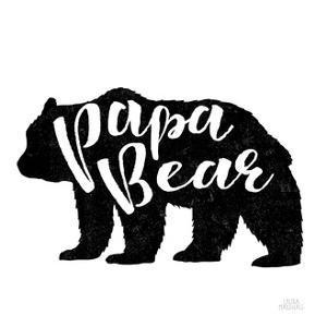 Papa Bear by Laura Marshall