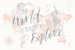 Wonderful World I by Laura Marshall