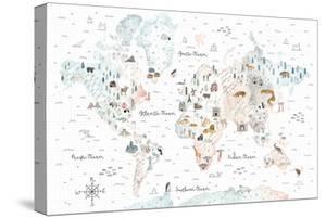 World Traveler I by Laura Marshall