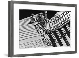 Confidential Stairs by Laura Mexia