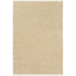 """Laural Area Rug - Ivory/Beige 5' x 7'6"""""""
