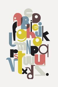 Alphabet by Laure Girardin Vissian