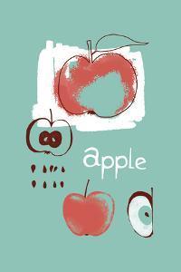 Apple Study by Laure Girardin Vissian