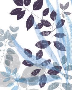Leaf Impression I by Laure Girardin Vissian