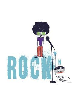 Rock and Roll by Laure Girardin Vissian