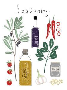 Seasoning by Laure Girardin Vissian