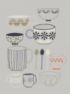 Tea and Coffee III by Laure Girardin Vissian