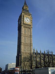 Big Ben, London, England by Lauree Feldman