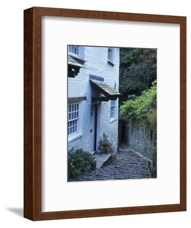 Clovelly Neighborhood, North Devon, England