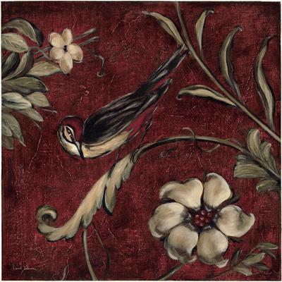 Crimson Song Bird No.3