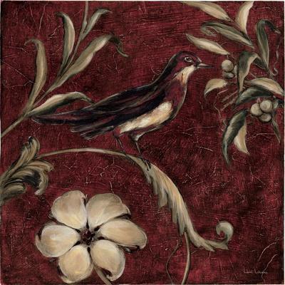 Crimson Song Bird No.4