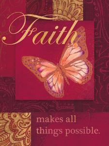 Faith Tapestry by Laurel Lehman