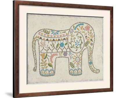Laurel's Elephant I-Chariklia Zarris-Framed Photographic Print