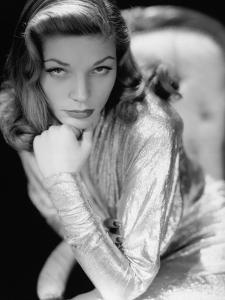 Lauren Bacall, 1945. 1945