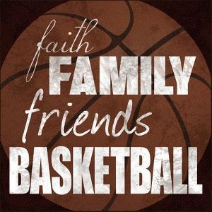 Basketball Friends by Lauren Gibbons