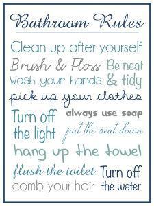 Bath Rules b 2 by Lauren Gibbons