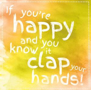 Clap Your Hands 2 by Lauren Gibbons