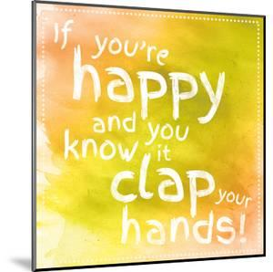 Clap Your Hands 2 by Lauren Gibbons