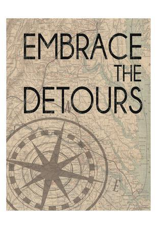 Embrace The Detours