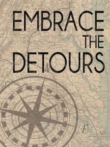 Embrace The Detours by Lauren Gibbons