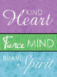 Heart Mind Spirit by Lauren Gibbons