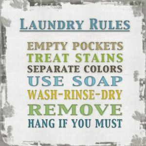 Laundry Rules by Lauren Gibbons