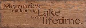 Memories at Lake 2 by Lauren Gibbons