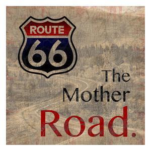 Mother Road by Lauren Gibbons
