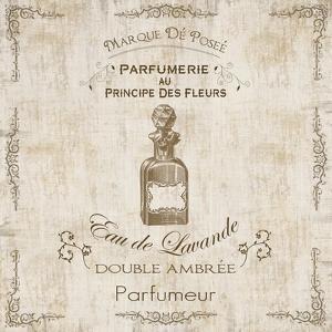 Parchment Bath Perfume by Lauren Gibbons