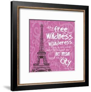 Paris City by Lauren Gibbons