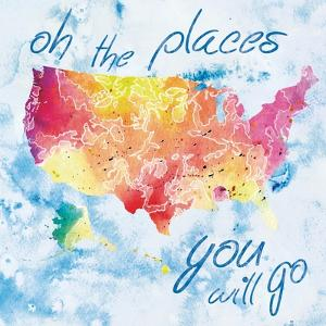 Places You Will Go by Lauren Gibbons