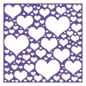 Purple Heart Storm by Lauren Gibbons