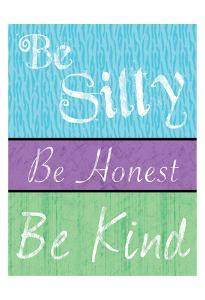 Silly Honest Kind by Lauren Gibbons