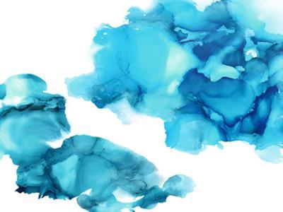 Elevate in Aqua by Lauren Mitchell