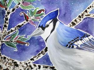 Blue Jay Way by Lauren Moss