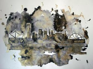 Pittsburghs Black and Gold by Lauren Moss