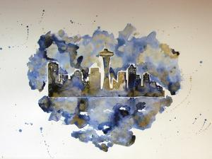 Seattle on my Mind by Lauren Moss