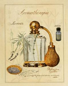 Aromatherapie, Lavande by Laurence David