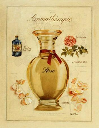 Aromatherapie, Rose