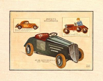 Automobile Type Renault