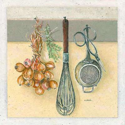 Dans la Cuisine, le Fouet