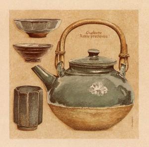 Tea Pot IV by Laurence David