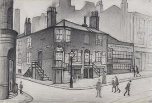 Great Ancoats Street, Manchester, 1930 by Laurence Stephen Lowry
