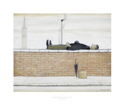 Man Lying On A Wall, 1957